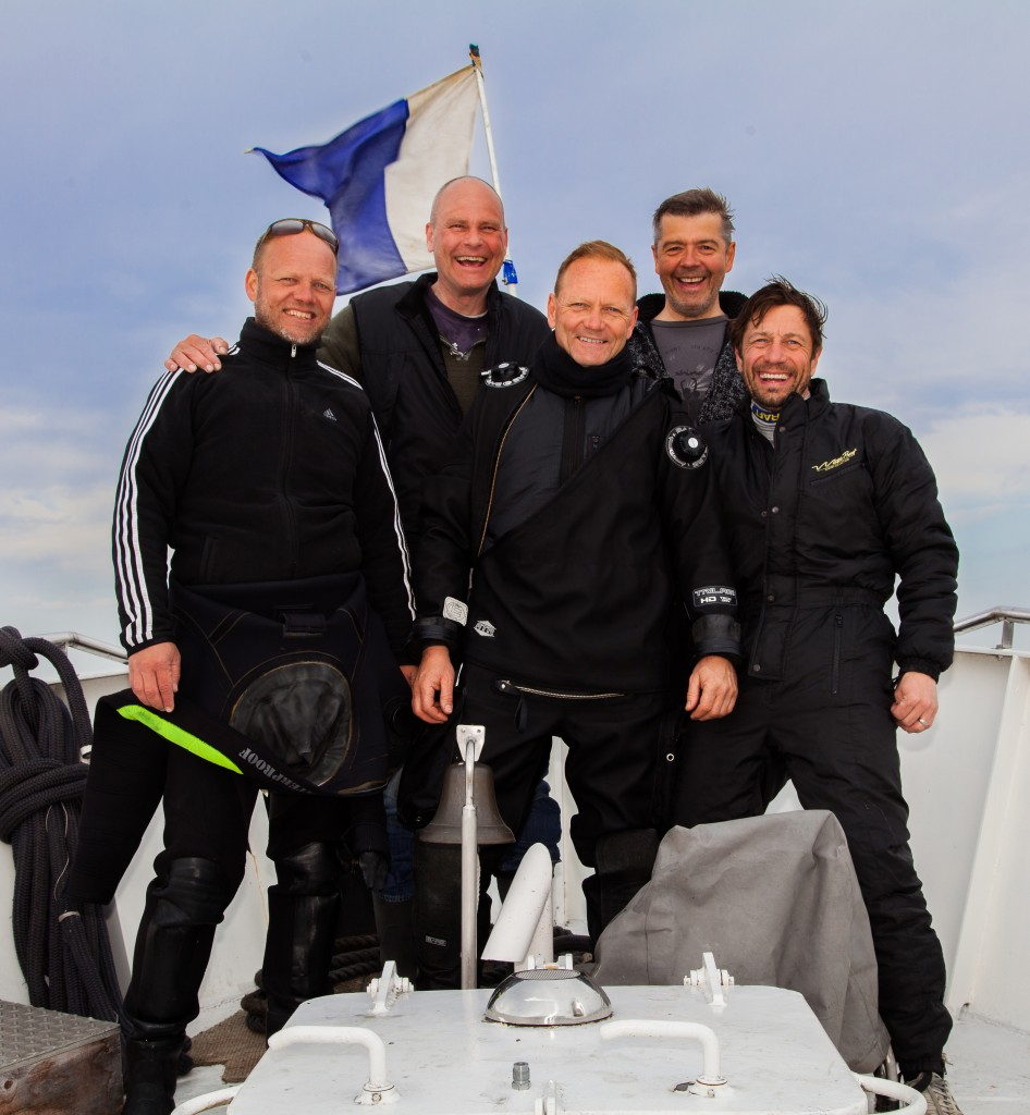 Leif,Calle,Micke,Roffe, Peter